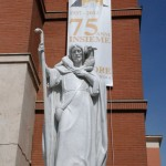 facciata statua B Pastore