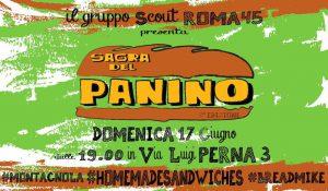 Sagra del Panino alla Montagnola - 2ª edizione