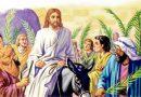 Domenica delle palme – Benedizione rami d'ulivo