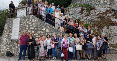 Una giornata al Monastero di San Benedetto a Subiaco