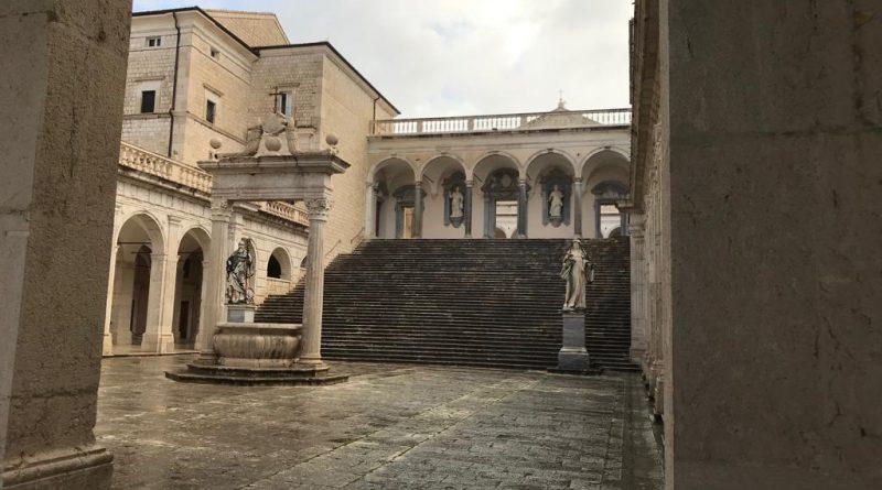 Pellegrinaggio all'Abbazia di Montecassino
