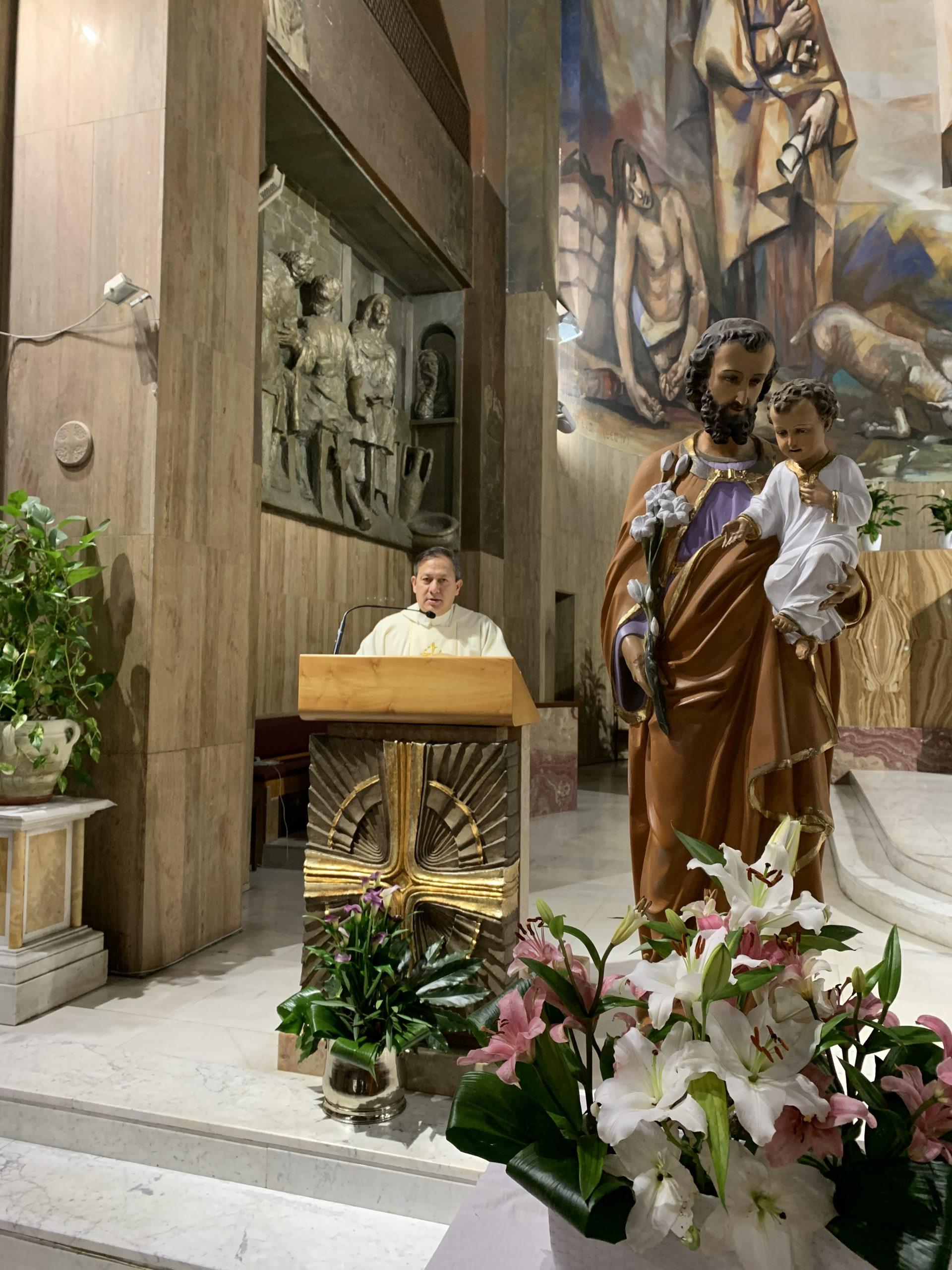 Festa di S. Giuseppe – S. Messa in ricordo dei nostri Papà in cielo