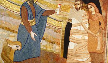 V Domenica Quaresima: Io sono la risurrezione e la vita; chi crede in me, anche se muore, vivrà!